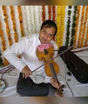 h-violin